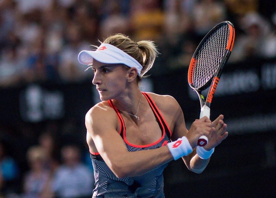 На Australian Open-2019 Леся Цуренко получила 24-й номер посева / facebook.com/tsurenkofficial