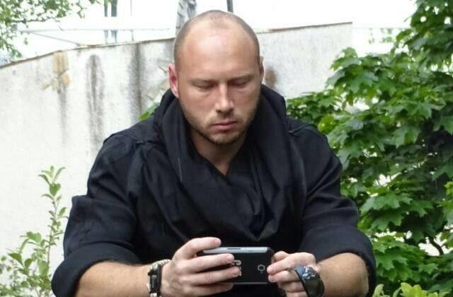 Andriy Novichkov is a resident of Odesa / Photo from tsn.ua
