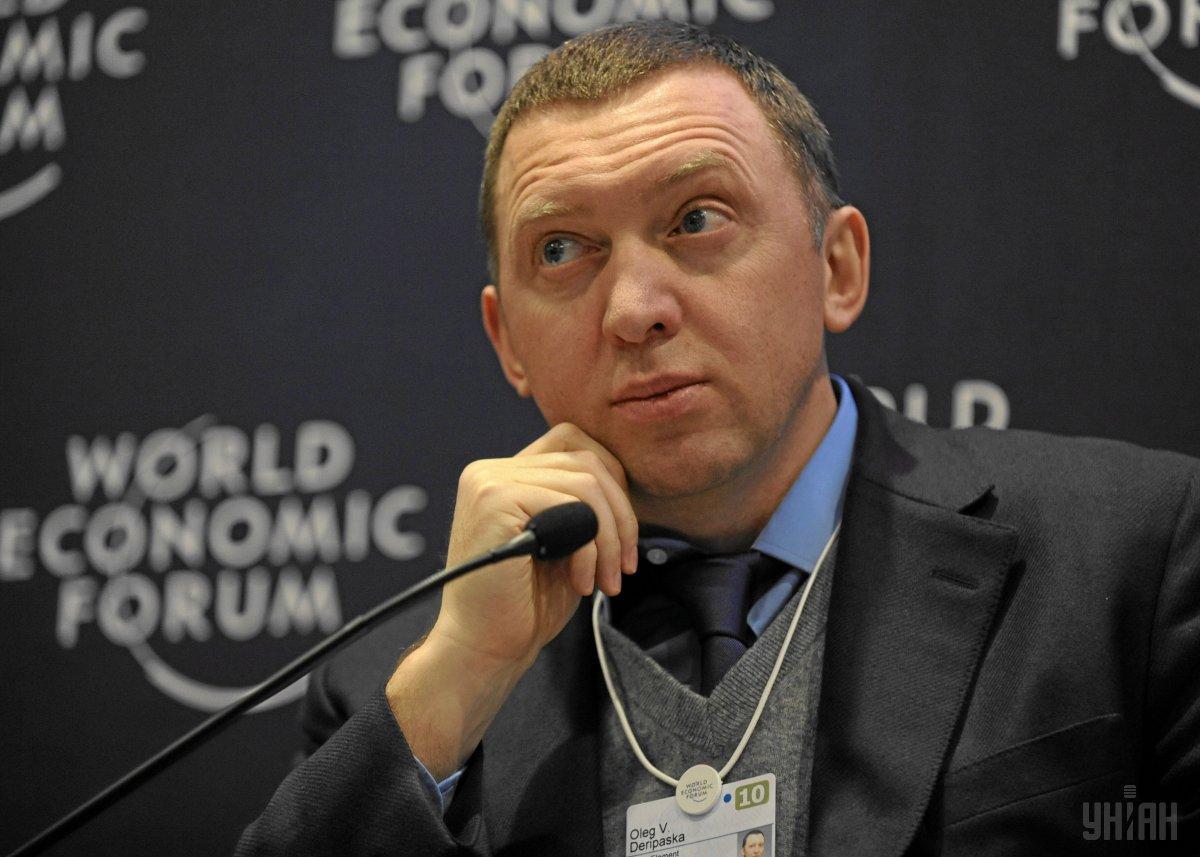 Олег Дерипаска и восемь его активов были внесены в санкционный список 6 апреля 2018 года / фото УНИАН