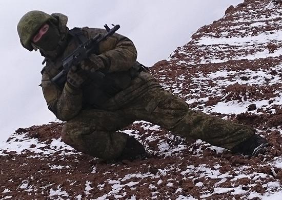Российские войска снова проводят учения в оккупированном Крыму / function.mil.ru