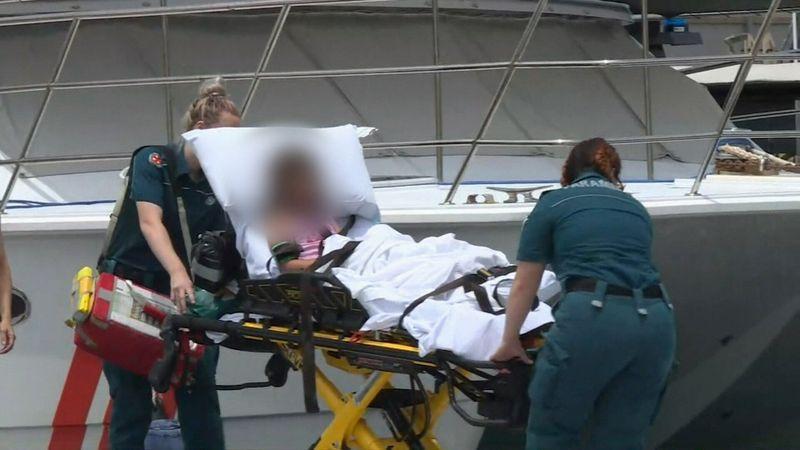 В Австралії акули напали на людей / 9NEWS