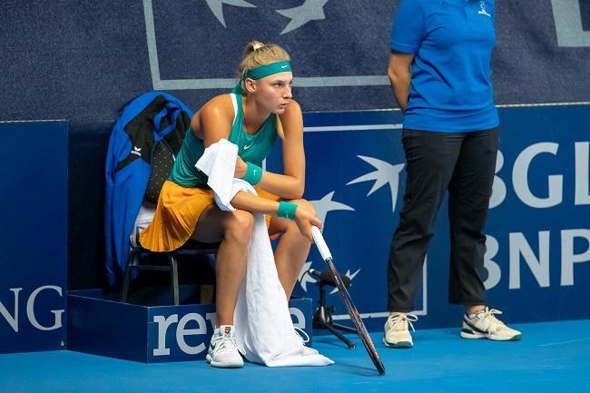 Ястремская оступилась в четвертьфинале теннисного турнира в Хобарте / btu.org.ua
