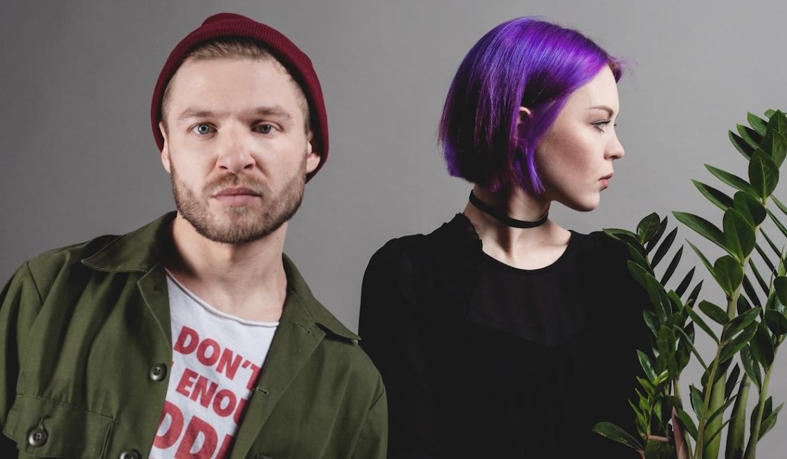 Их музыку лучше всего определяет термин «фольктроника» — сочетание фолька и электроники / Фото: Facebook