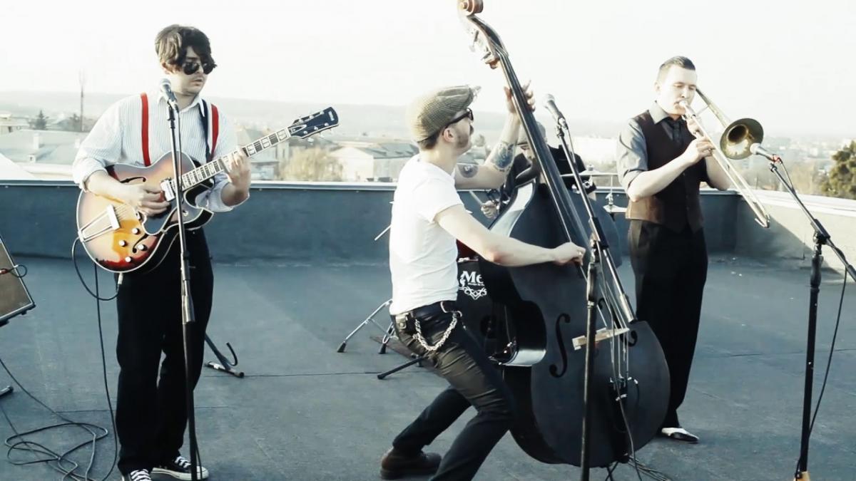 Гурт The Hypnotunez заснованоу 2013 році / Фото: Facebook
