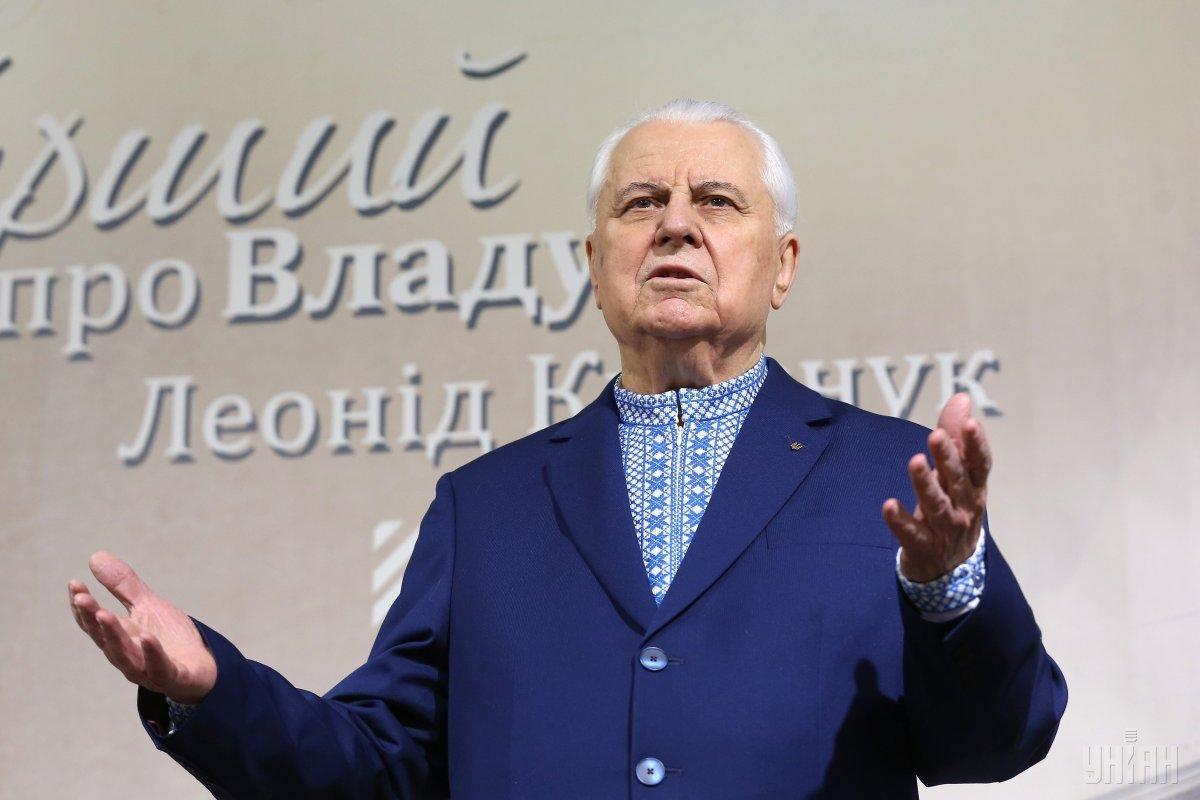 Кравчук: Россия - против перемирия в ООС / фото УНИАН