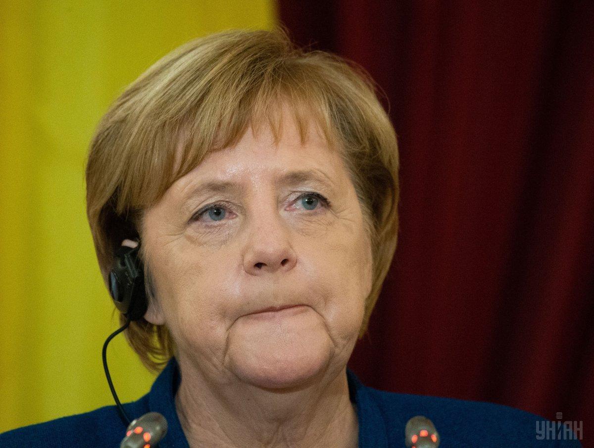 """Меркель за""""Северныйпоток-2"""", но против российской монополии на рынке газа / фото УНИАН"""
