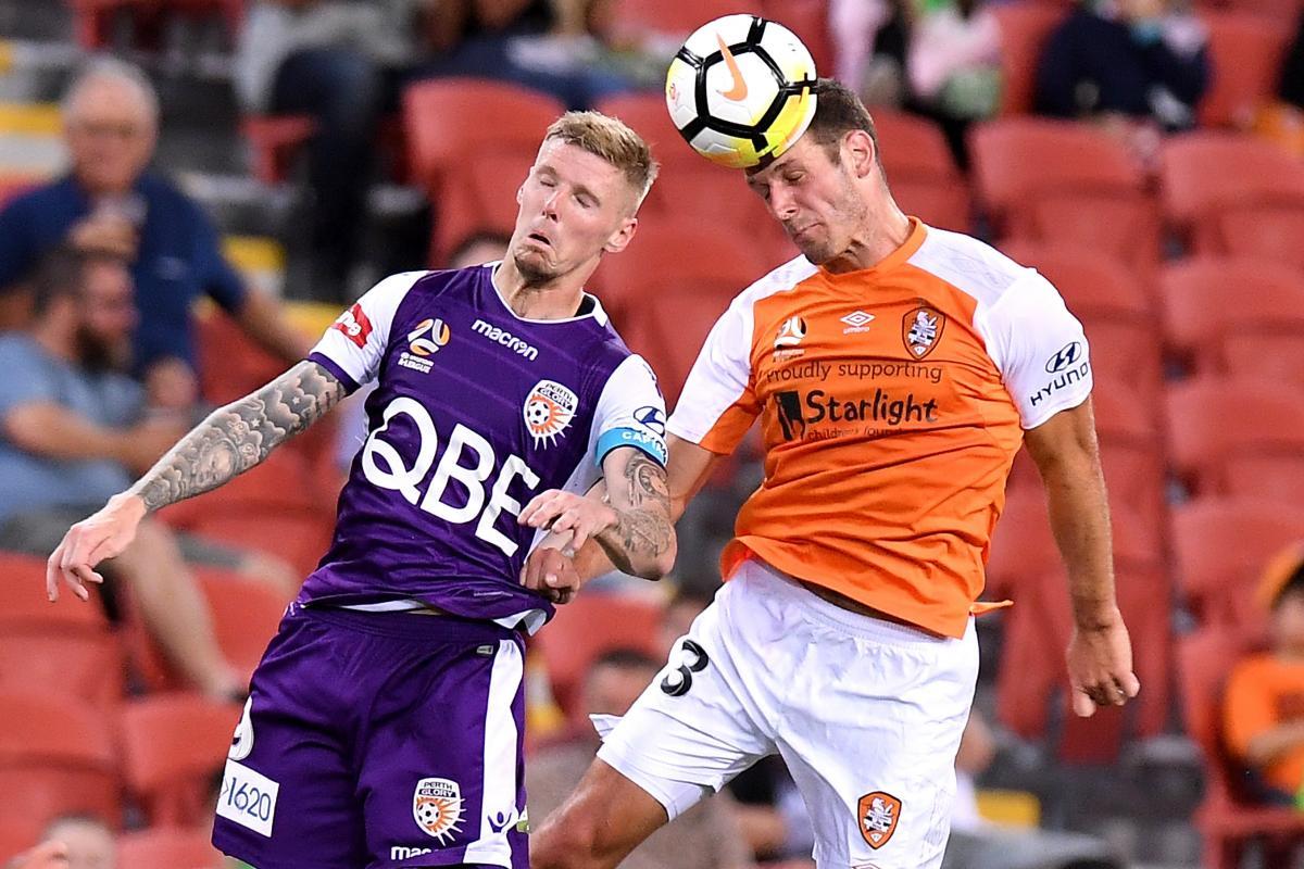 У матчі чемпіонату Австралії стався неприємний інцидент з птахом / a-league.com.au