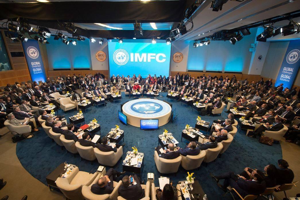 Прогноз МВФ относительно Украины оказался неоптимистичным / фото facebook/imf