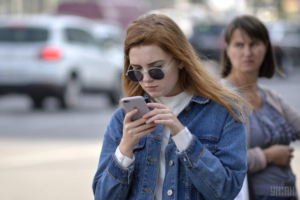 Лидером по количеству поставленных 5G-смартфонов в первом квартале стала американская компания Apple / фото УНИАН Владиимир Гонтар
