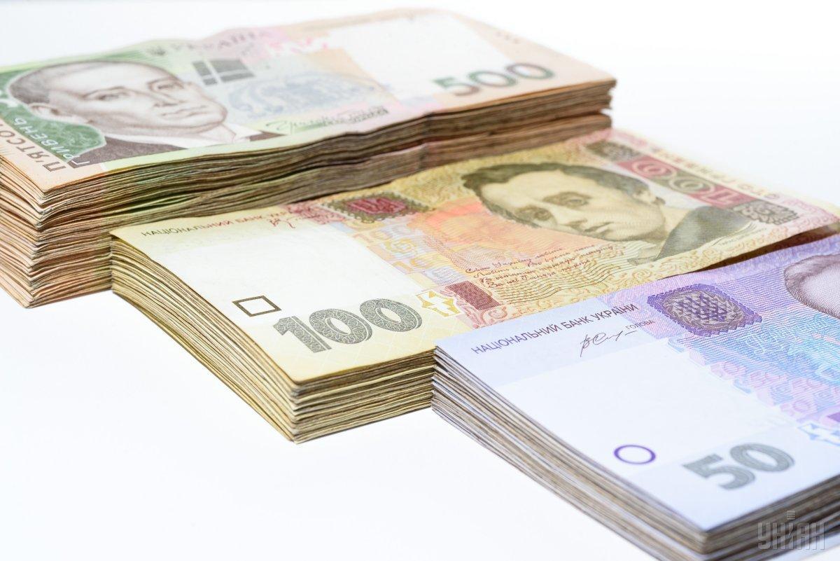 В Украине стало больше наличных денег в обращении / фото УНИАН