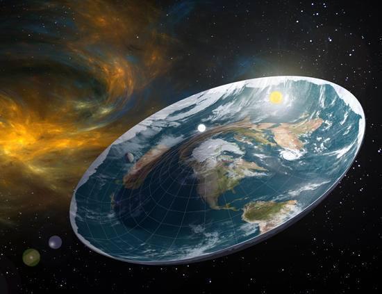 Сторонники плоской Земли организуют кругосветное путешествие / Facebook/Flat Earth Society