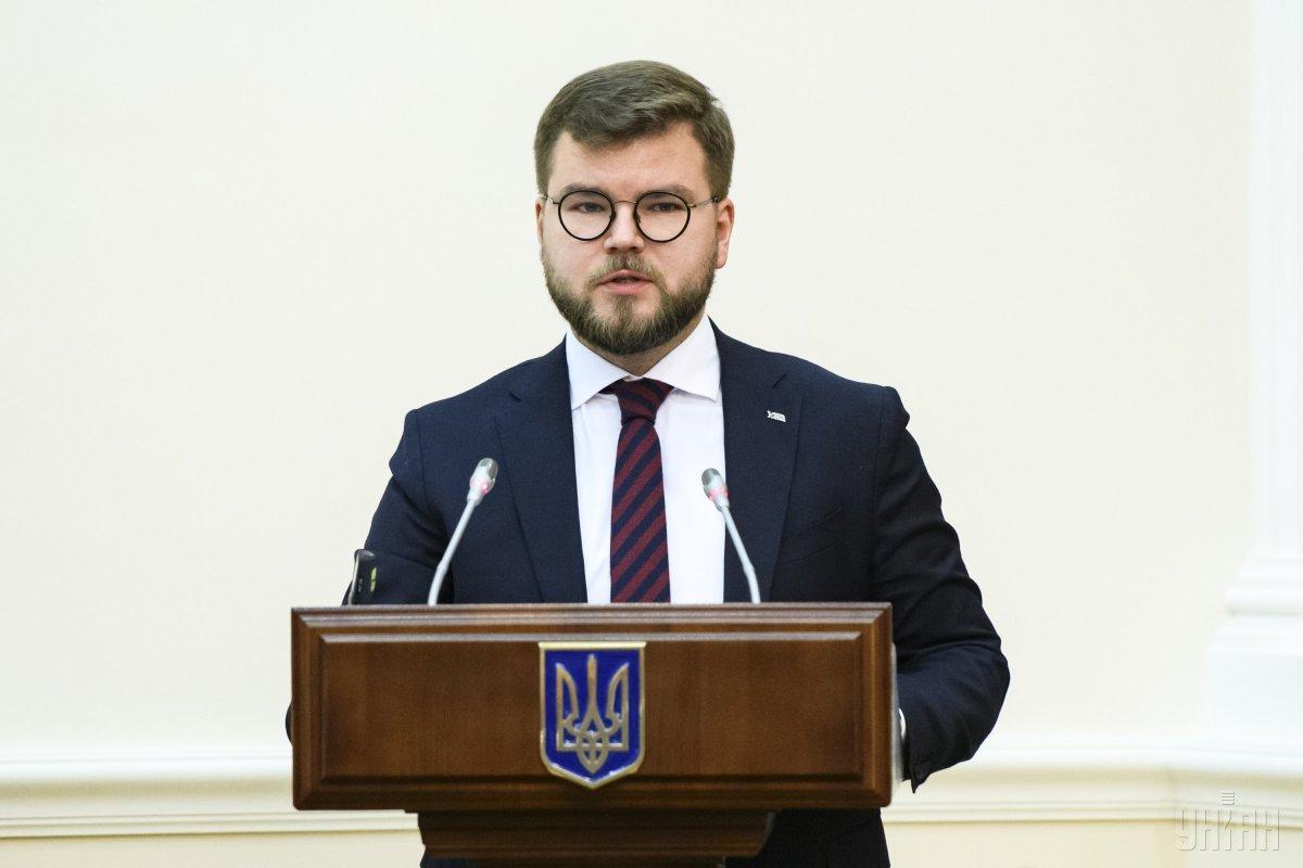 Кравцов утвержден в должности главы «Укрзализныци» / Фото УНИАН