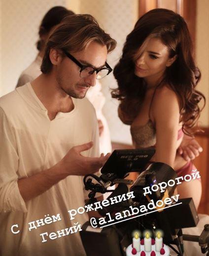 Лорак оригінально привітала Бадоєва / фото instagram.com/anilorak/