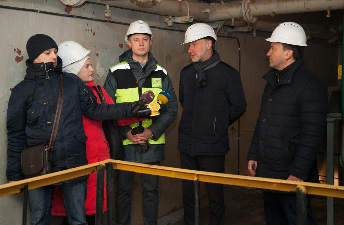 Київ поступово відходить від очищення води хлором
