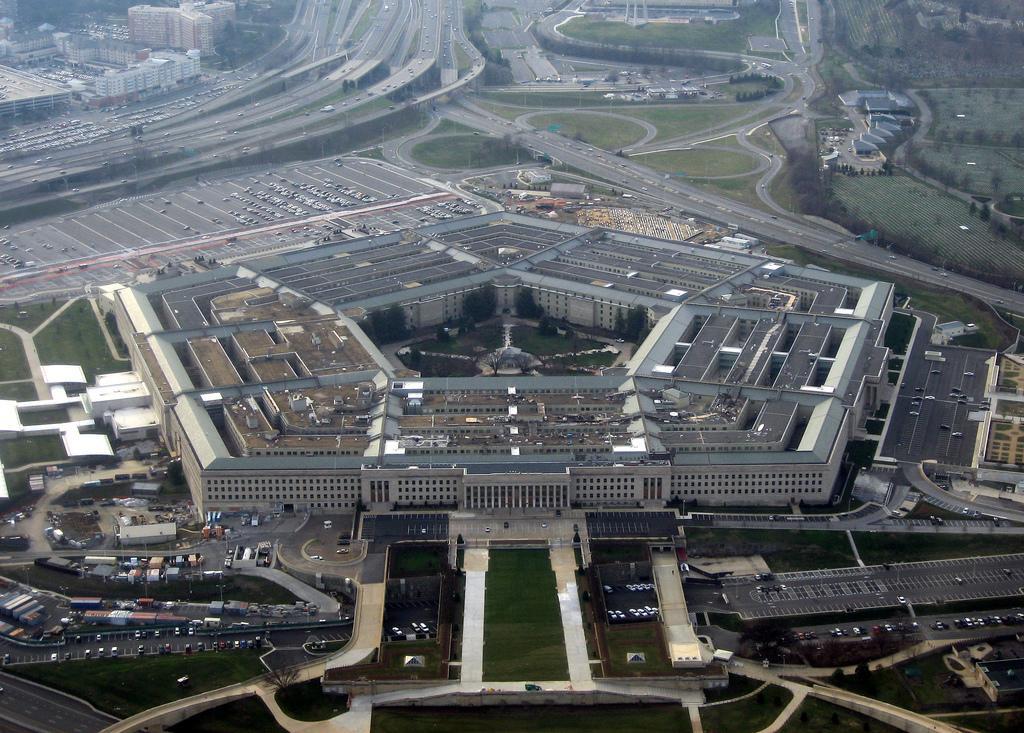 15 января 1943 года был достроен Пентагон / фото David B. Gleason / flickr.com