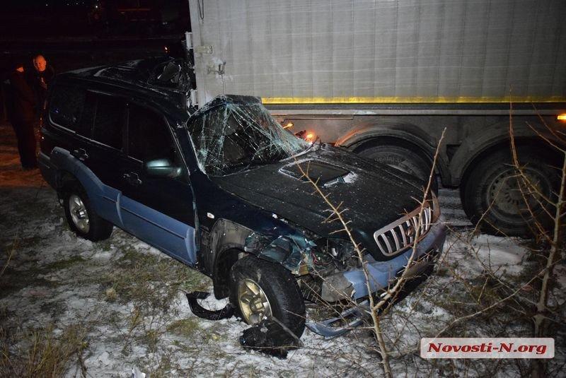 Hyundai врізався у тягач MAN / фото Новини N