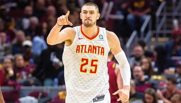 Лэнь набрал 9 очков в очередном матче регулярного чемпионата НБА / nba.com