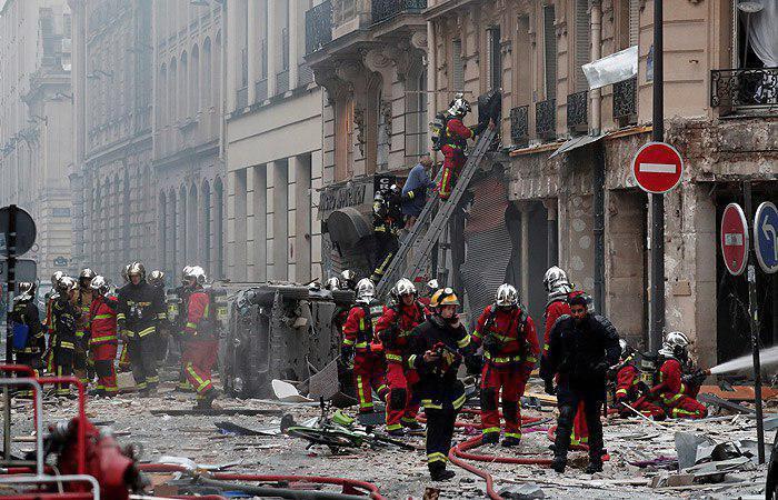 Іспанські ЗМІ повідомляють, що жінка приїхала до Парижа туристкою \ t.me/lentachold