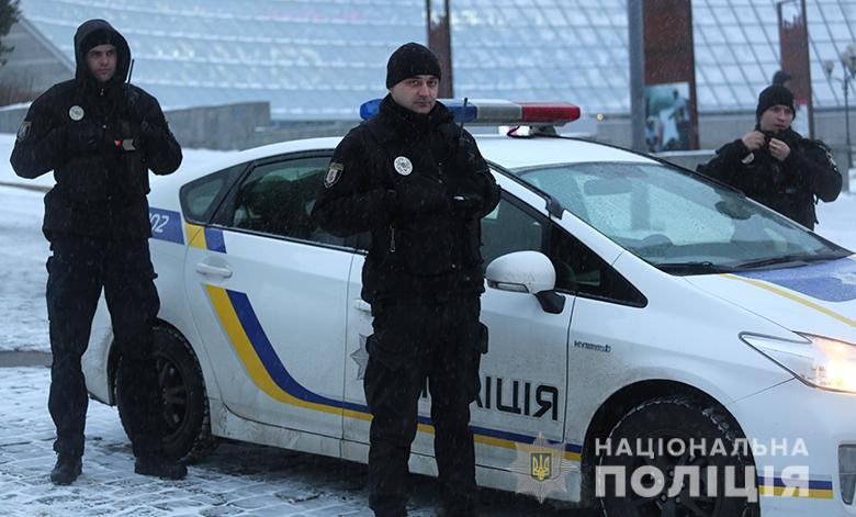 """Полиция устанавливает личность """"минера"""" \ facebook.com/pg/UA.KyivPolice"""