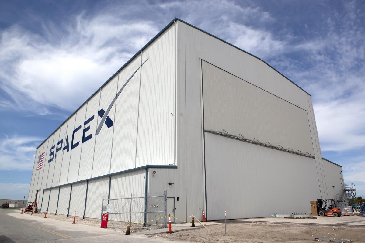 SpaceX заснував Ілон Маск \ Вікіпедія
