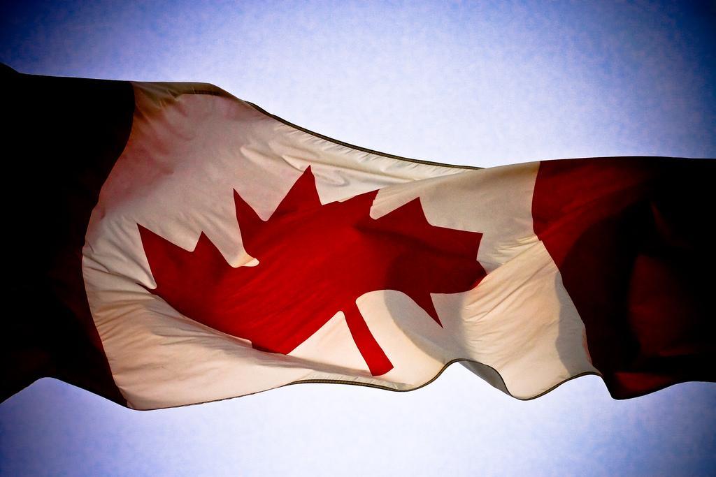 Саудовская девушка прилетела в Канаду \ Flickr