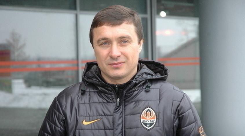 Леонов стане тренером команди Прем'єр-ліги Арсенал-Київ / shakhtar.com