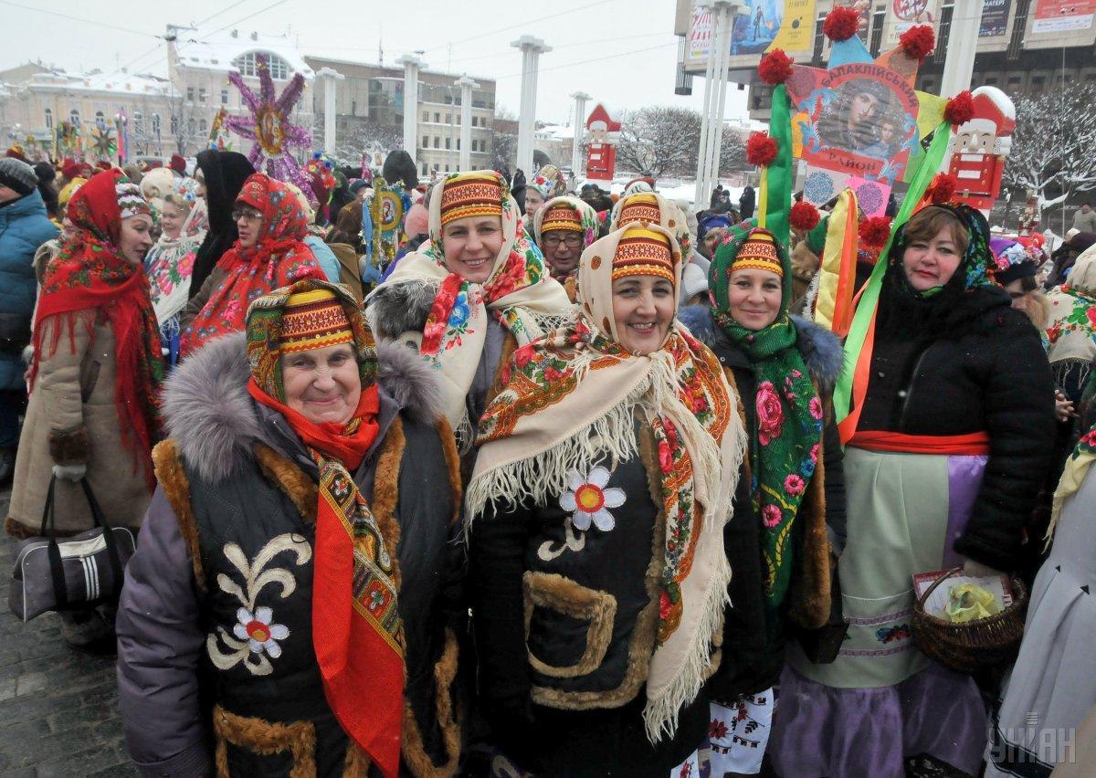 В этом году в рамках фестиваля впервые пройдут этновечерницы \ УНИАН