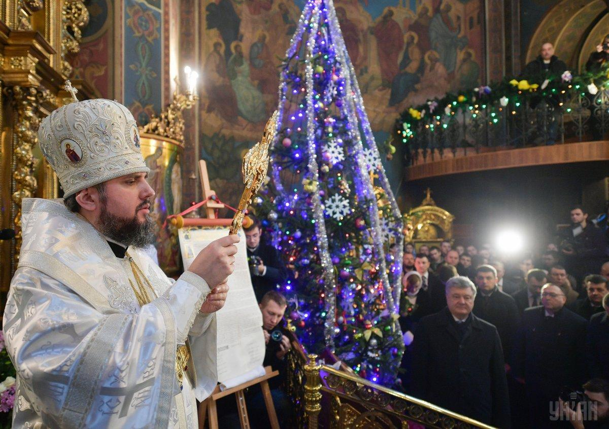 У Вінниці сьогодні провели молебен на знак подяки за томос / УНІАН
