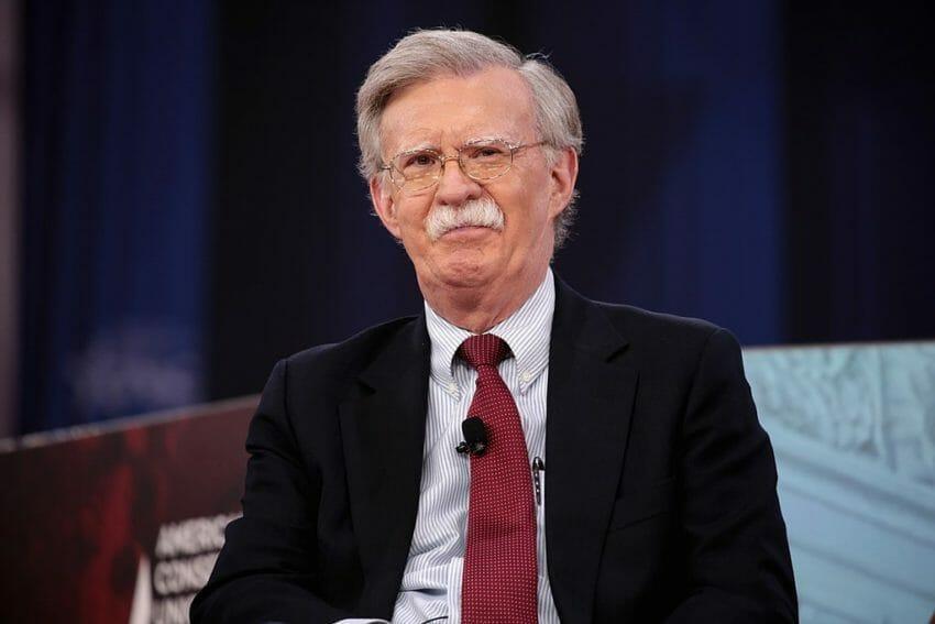 Болтон запитував в Пентагону інформацію про можливості удару по Ірану / фото з відкритих джерел