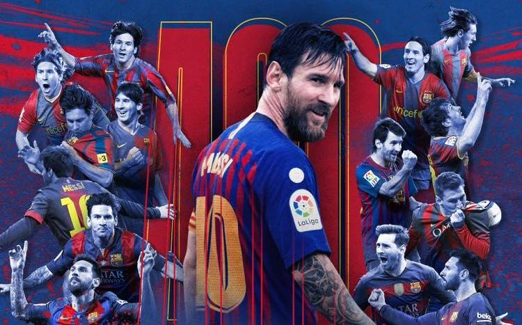 Ліонель Мессі першим в історії забив 400 голів в іспанській Примері / facebook.com/fcbarcelona