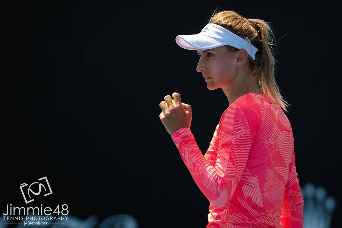 Леся Цуренко вийшла у друге коло Australian Open / j48tennis.net