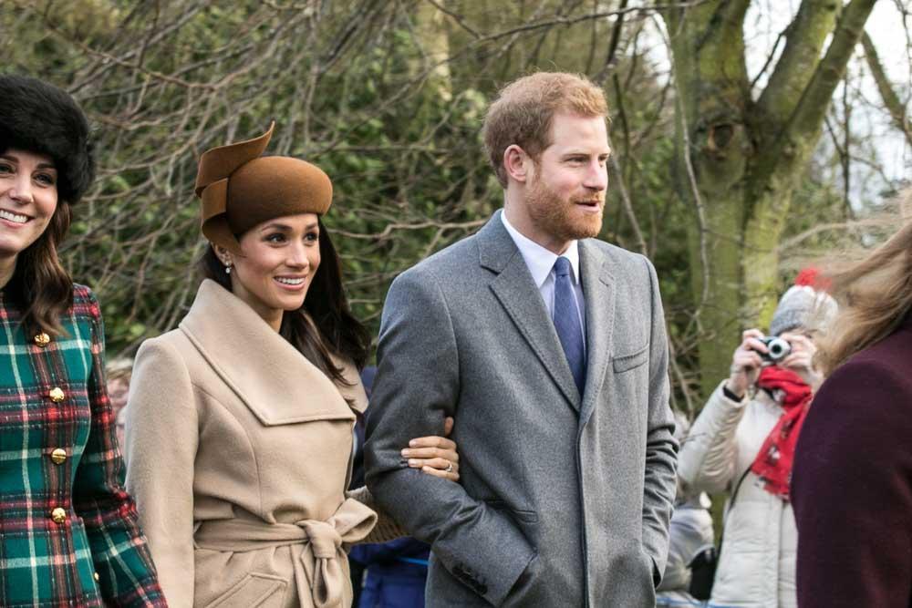 Принцу Гарри и Меган Маркл придется вернуться в Лондон / фото Wikimedia Commons