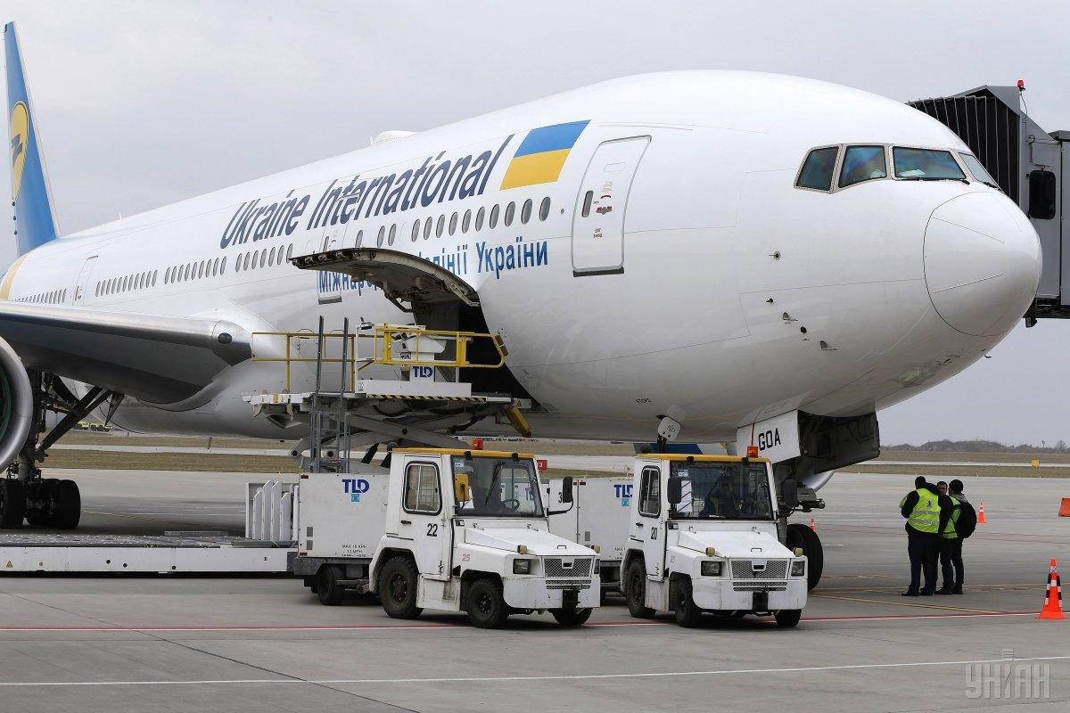 Якщо одне бронювання включає кількох пасажирів, то система посадить їх поруч / Фото УНІАН