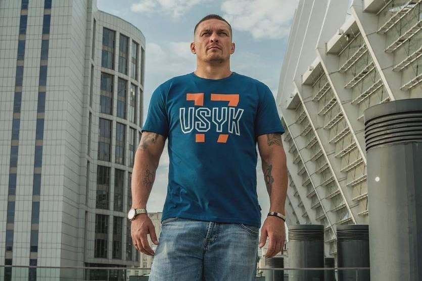 Усик выйдет на ринг в октябре / instagram.com/usykaa