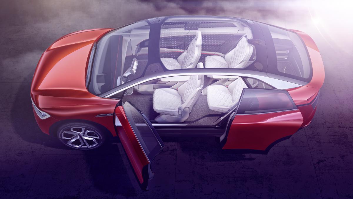 Компания планирует выпустить электрический городской кроссовер Volkswagen CROZZ / фото volkswagen-newsroom.com