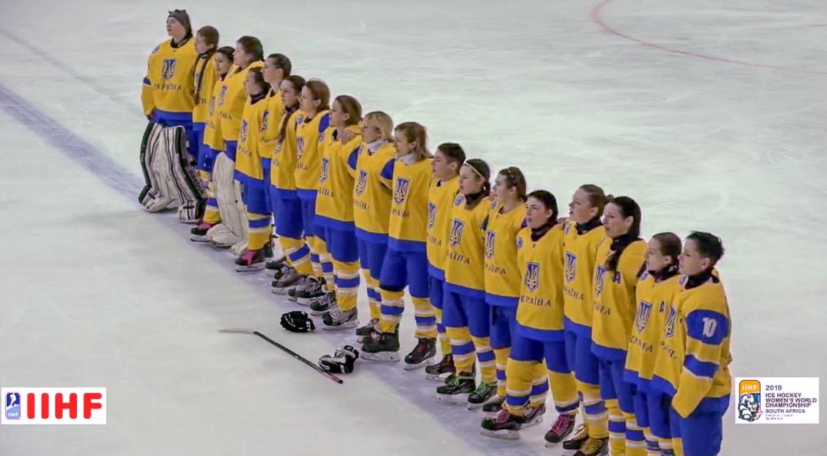 Женская сборная Украины выиграла второй матч подряд квалификации к ЧМ / iihf.com
