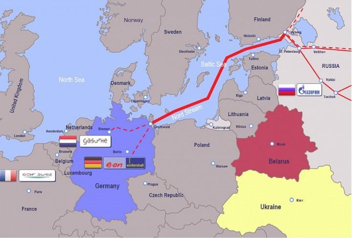 """По словам дипломата, проблема """"Северного потока-2"""" заключается в том, что это не экономический проект \ Цензор.НЕТ"""
