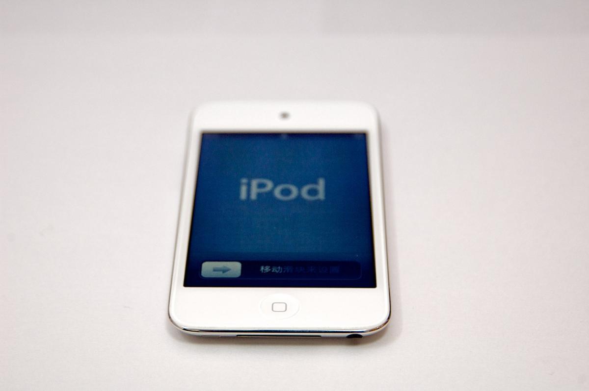 Последний iPod Touch вышел в 2015 году / фото flickr.com/beryl_snw