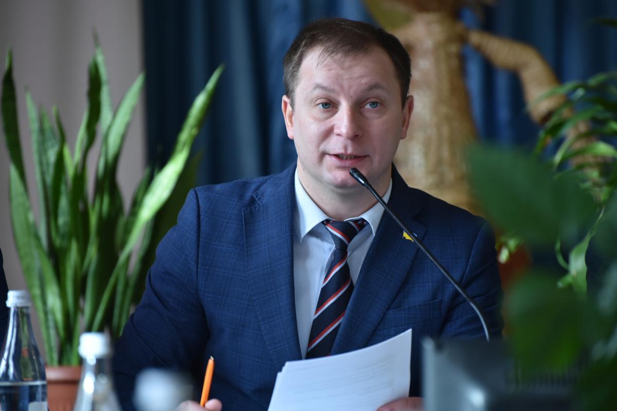 Степан Барна уходит в отставку / Фото пресс-службы ТОДА