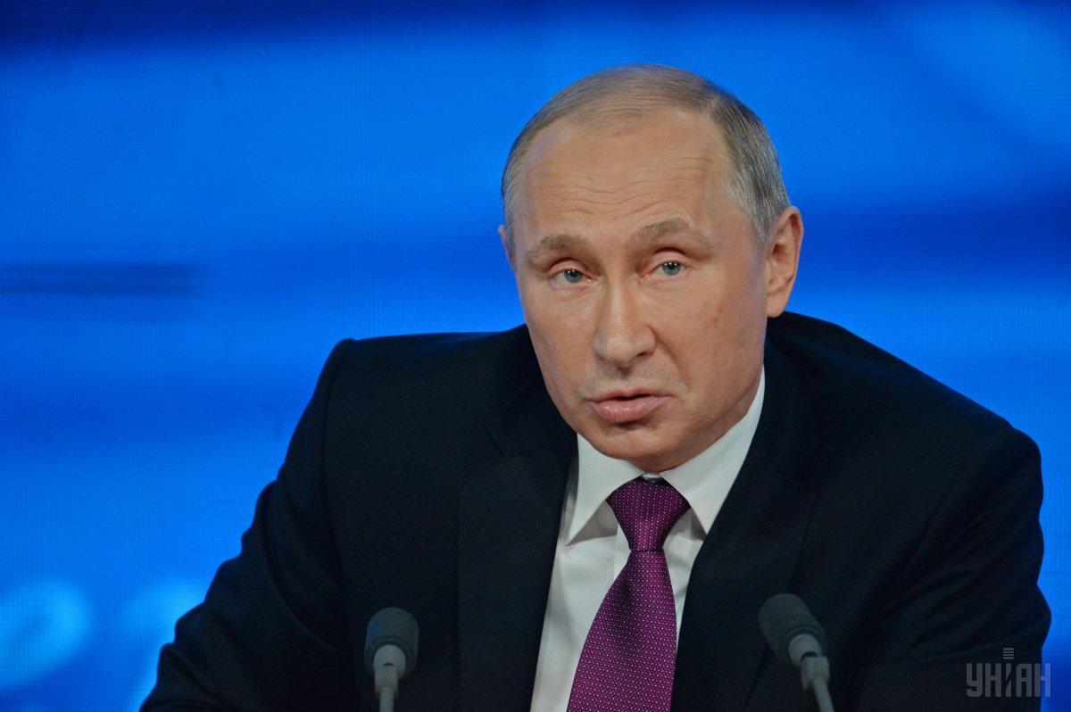 Путина хотели убить, пишут СМИ / фото УНИАН
