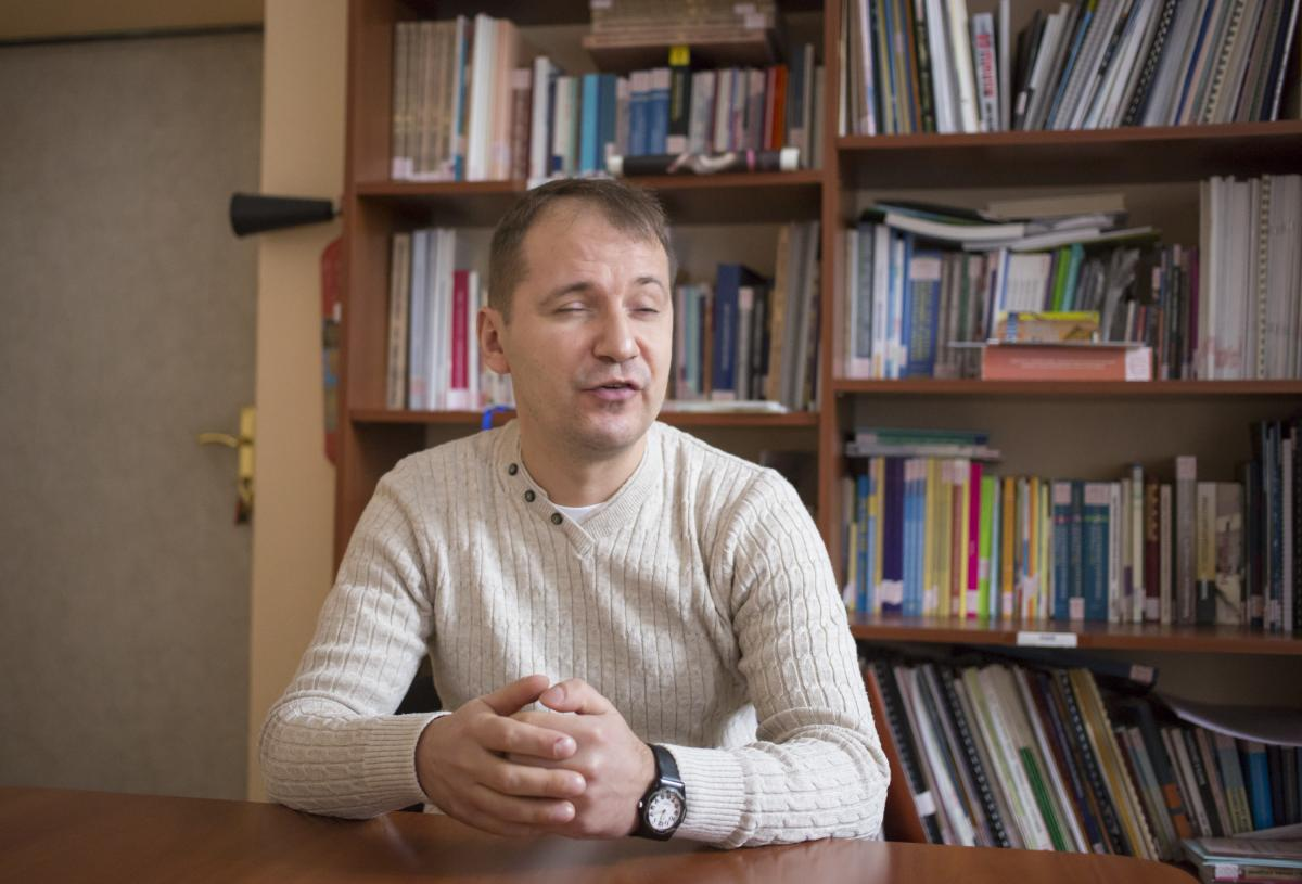 Богдан Мойса розповів про випадки, коли постраждалі від бойових дій просто хотіли отримати психологічну допомогу, а соціальні служби їм відмовляли / УНІАН