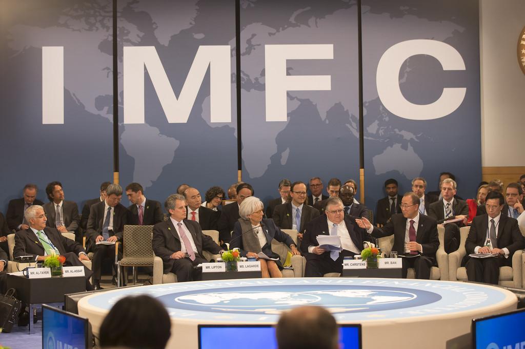 Миссия МВФ завершила работу в Киеве - уехала молча / Фото flickr.com