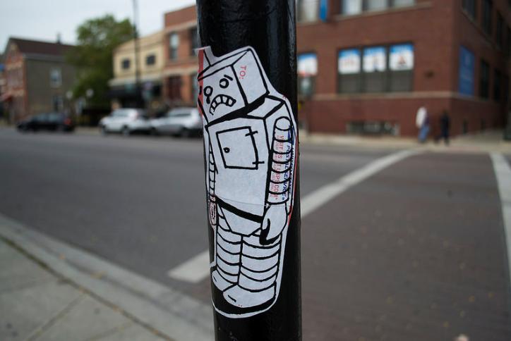 Научная фантастика уже никакая не фантастика / Saundra Castaneda / Flickr.com