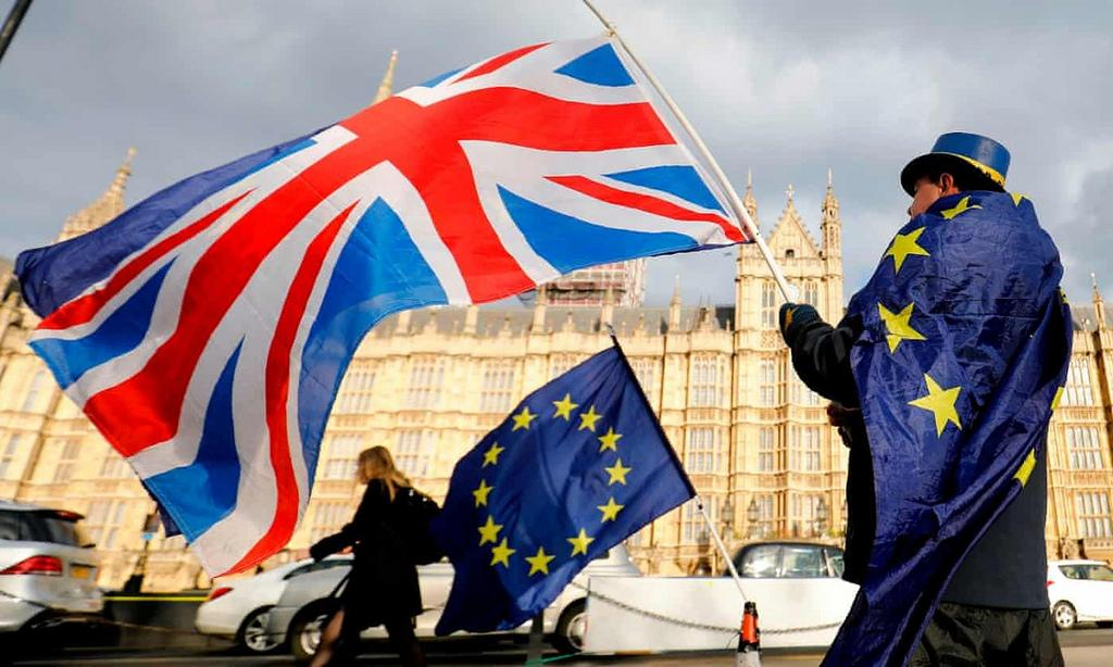 В правительстве Британии планируют остановить Brexit без соглашения / фото Flickr/Tiocfaidh ár lá 1916