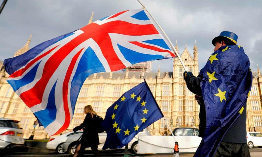 Соединенное Королевство окончательно перестало быть составной частью Евросоюза / фото Flickr/Tiocfaidh ár lá 1916