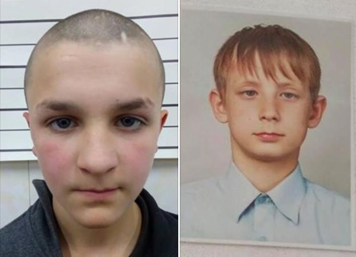 В Днепре разыскивают двух мальчиков, которые сбежали из психиатрического отделения больницы / фото Facebook