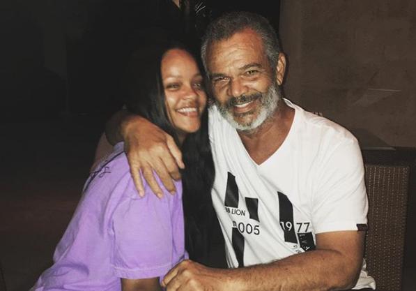 Ріанна подала досуду на власного батька / фото Instagram / badgalriri