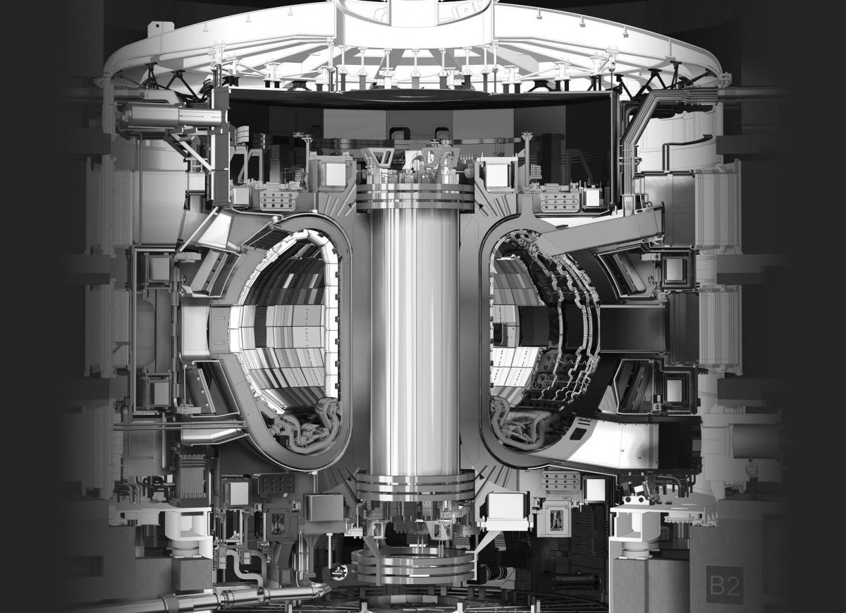 Ученые нашли решение для главной проблемы в работе реактора ядерного синтеза / ITER