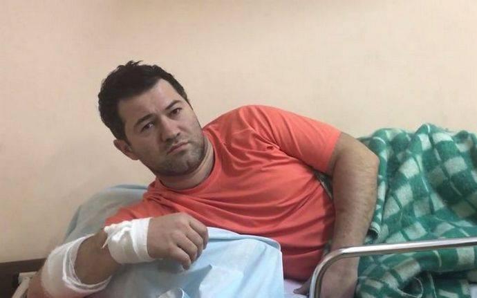 Насиров подал в ЦИК документы для участия в президентских выборах / фото facebook.com/chesno.movement