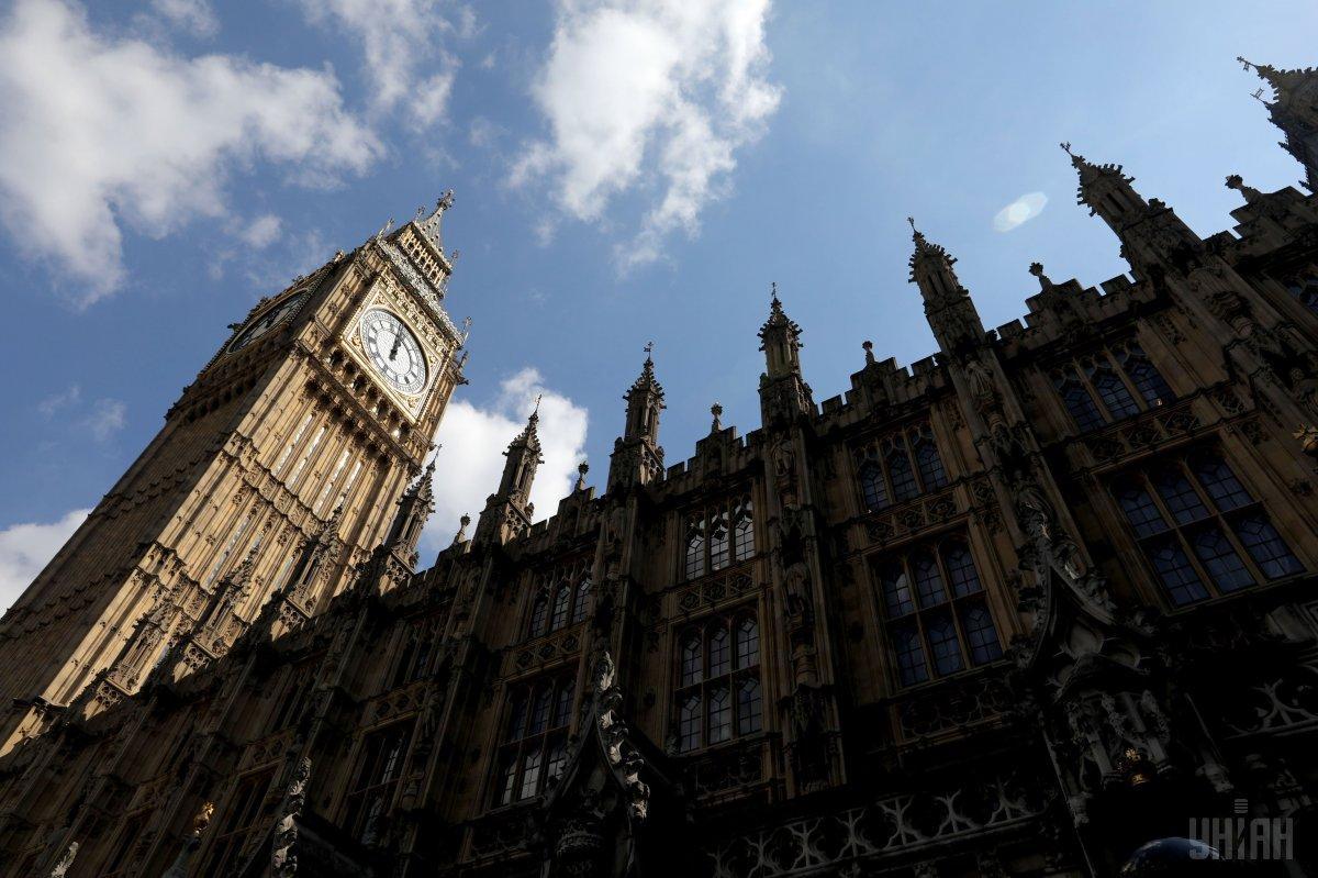 В Лондоне злоумышленник намеренно протаранил автомобиль посла Украины в Великобритании / фото УНИАН